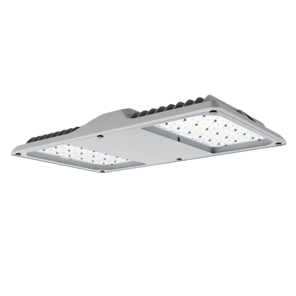 Arktur Square LED 217W 28600lm/840 EVG IP66 100° grau