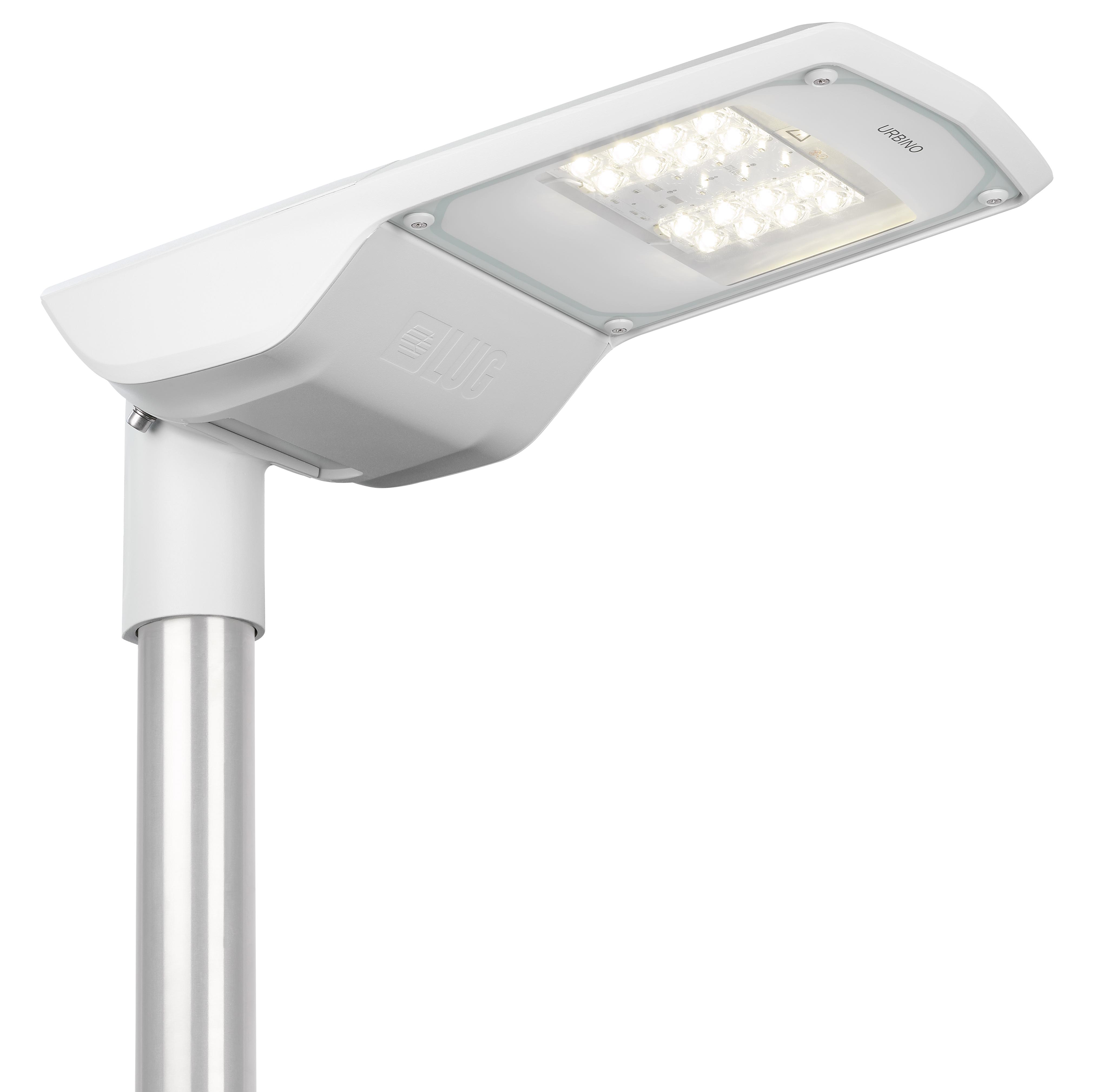 1 Stk RUBINO LED 28W 3150lm/740 EVG IP66 O7 grau class II LIGL012061