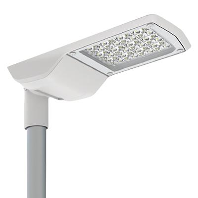 1 Stk RUBINO LED 107W 12700lm/740 EVG IP66 O7 grau class II LIGL102061