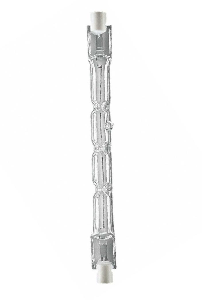 1 Stk QT-DE 11/12 ECO Hochvolt Halogenstab R7s, 80W, L=114,2mm  LIHALS80--