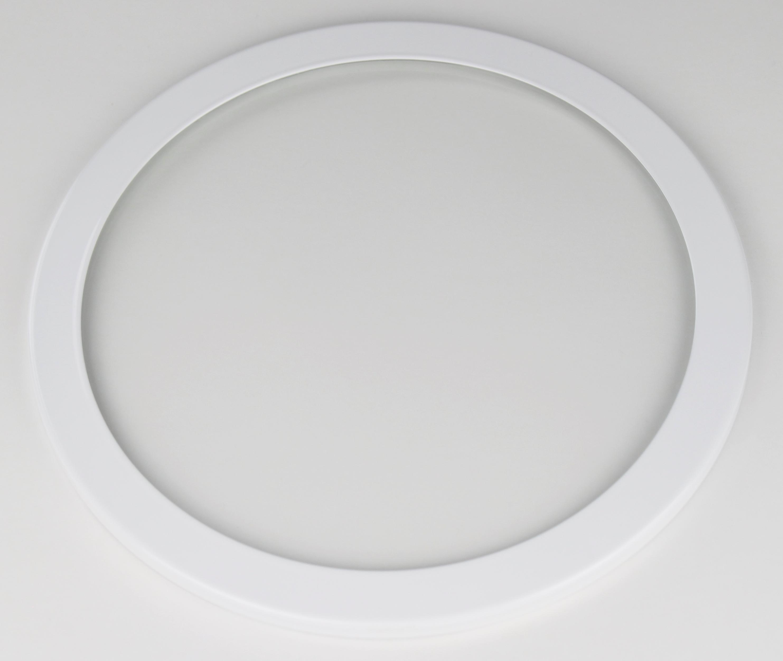 ERM 200 LED Glas IP44 klar mit Montagering