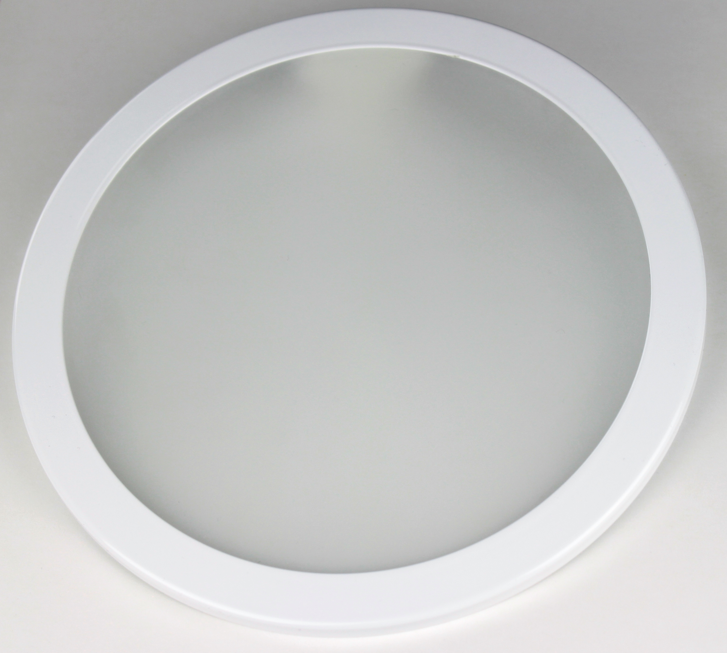 ERM 200 LED Glas IP44 opal mit Montagering
