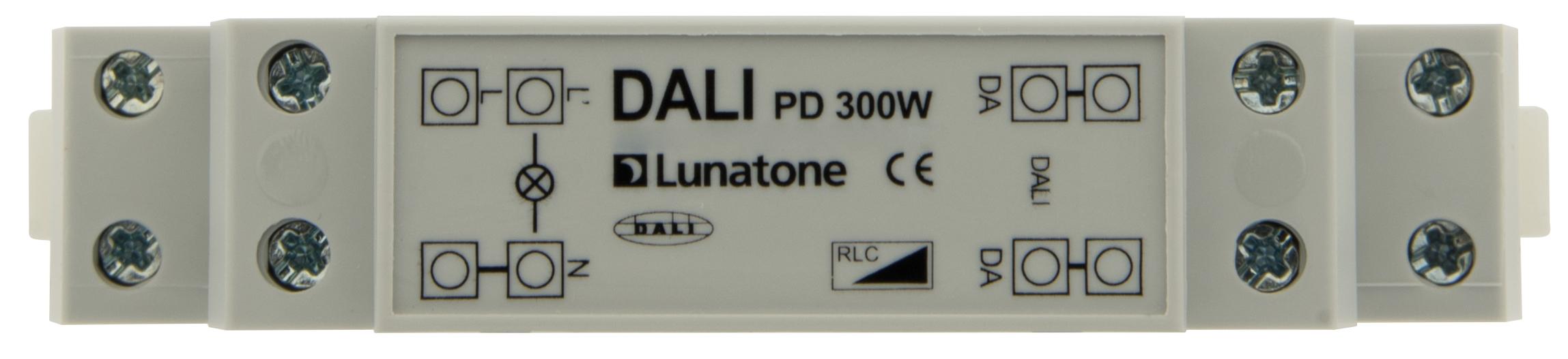 1 Stk DALI PD Universaldimmer 300W Hutschienenmontage LILC004031