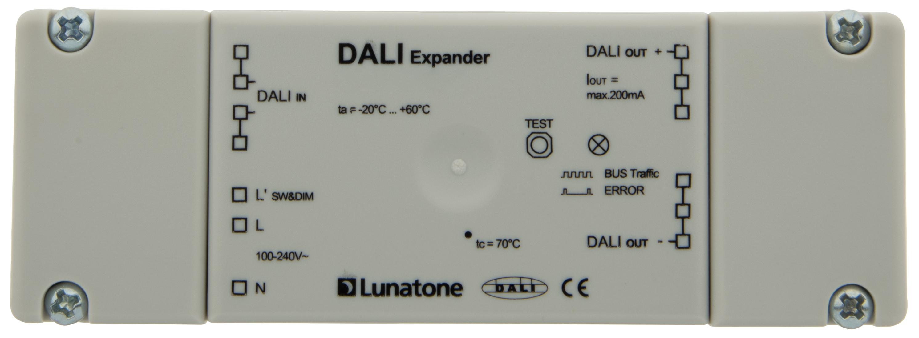 1 Stk DALI Expander LILC004164