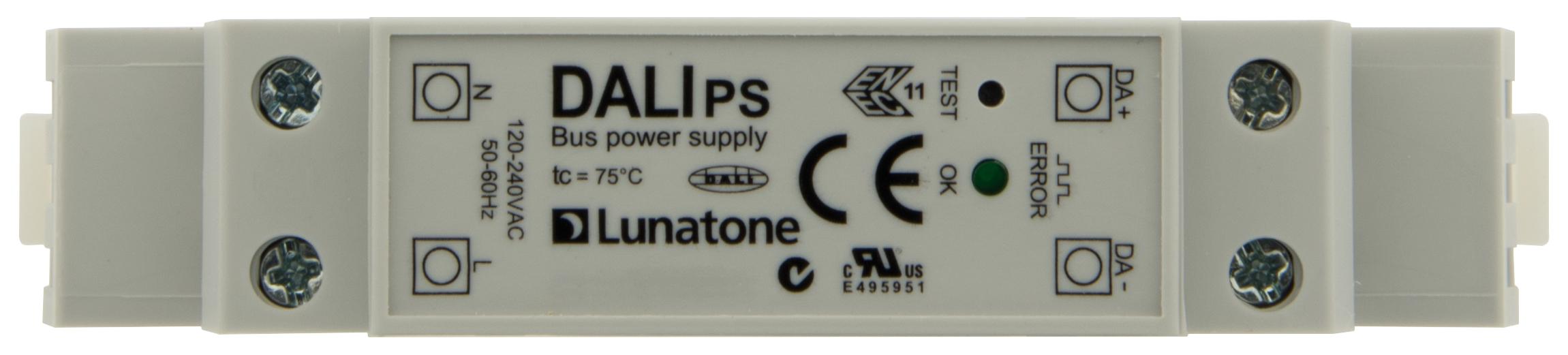 1 Stk DALI PS Bus Stromversorgung - DIN Rail Montage LILC004200