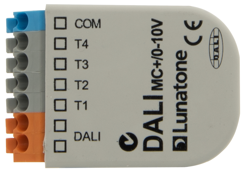 1 Stk DALI MC+ Taster Eingangsmodul LILC004301