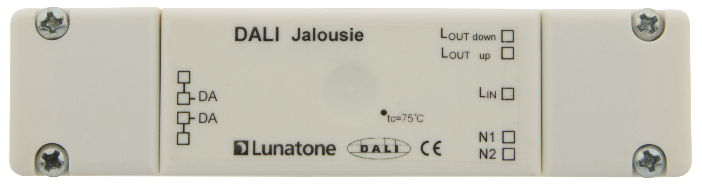 1 Stk DALI Jalousie Modul - Deckeneinwurf LILC004804