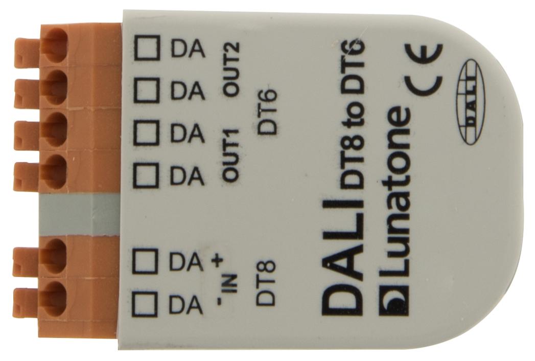 1 Stk DALI DT8 auf DT6 Umsetzer LILC004805