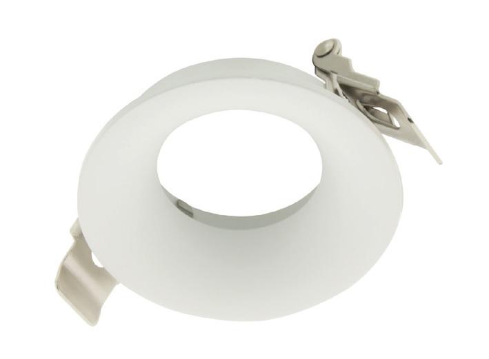 1 Stk Downlight 80 Gehäuse für MR16 bzw. GU53 oder GU10 Lampen LILD080000