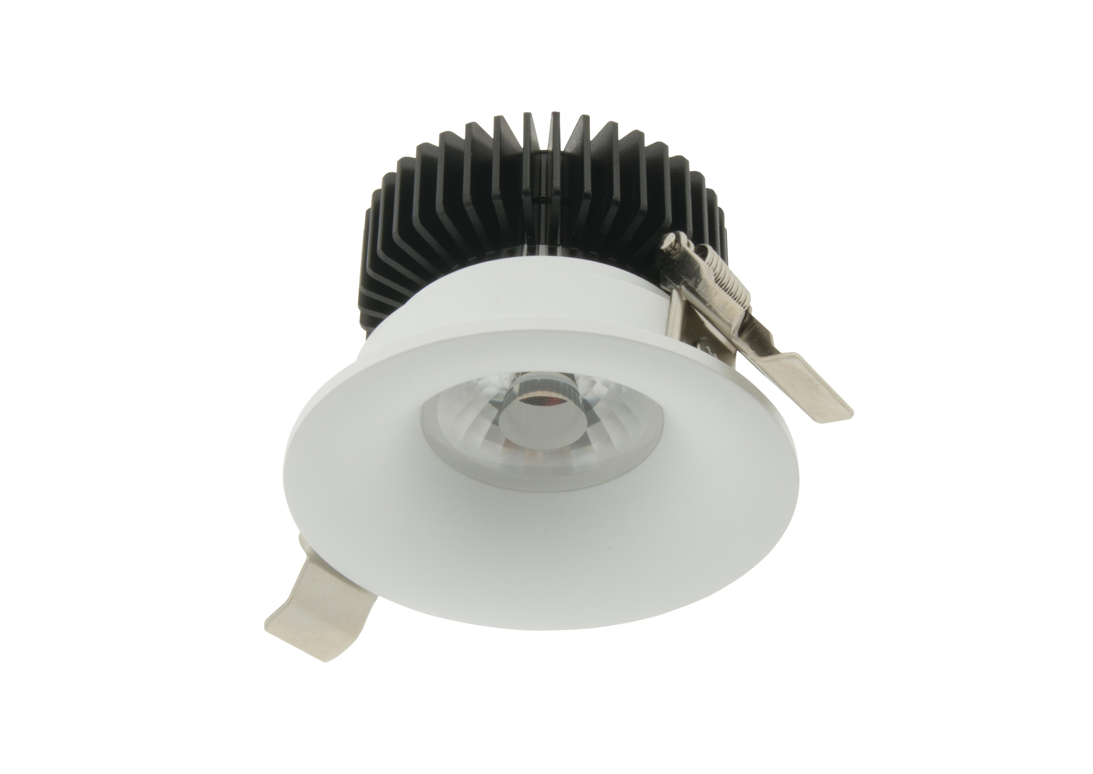 1 Stk LED Downlight 80 - IP43 | CRI/RA 97 (Starr) Warmweiß LILD080236