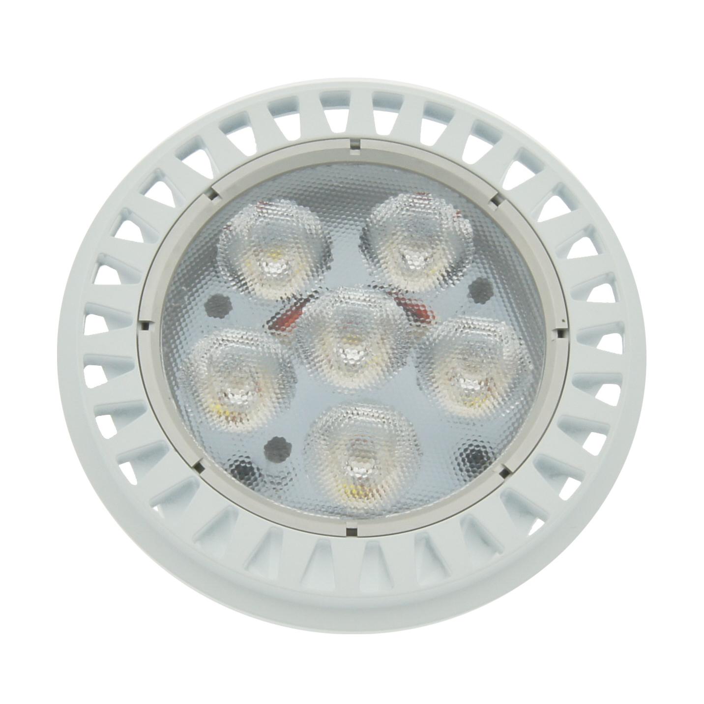 1 Stk LED DMX Einsatz | Inset 20W RGBW 111 - IP20 LILD120140