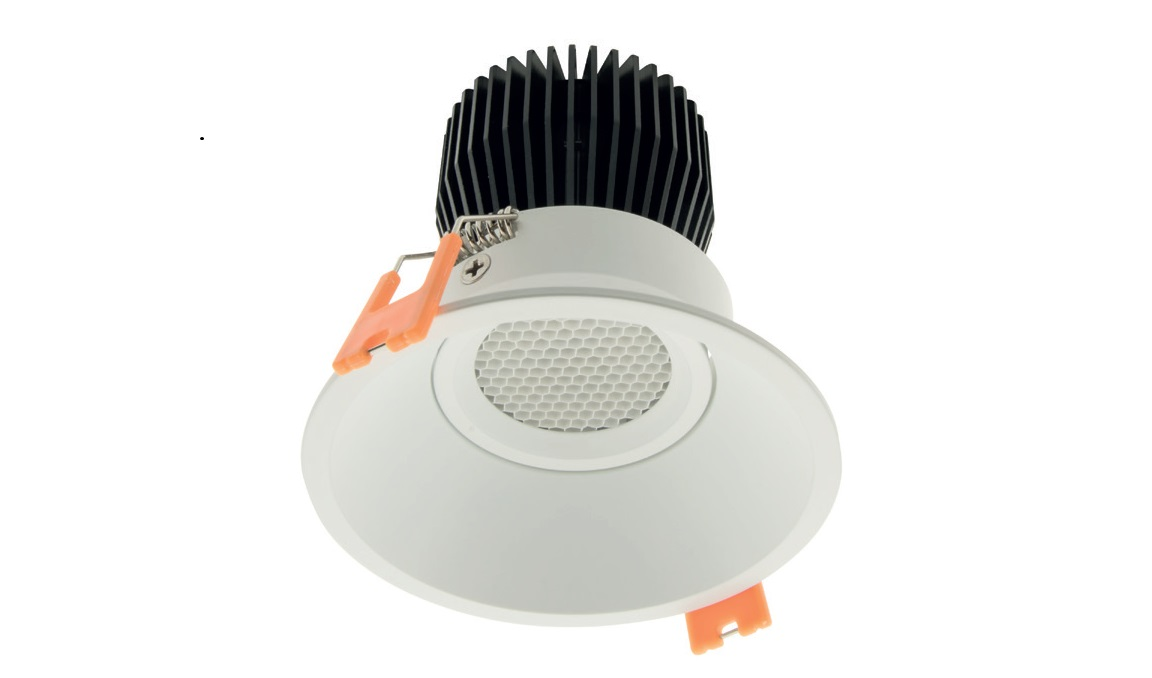 1 Stk LED Downlight 95 High Output WW (Warm Weiss) LILD951236