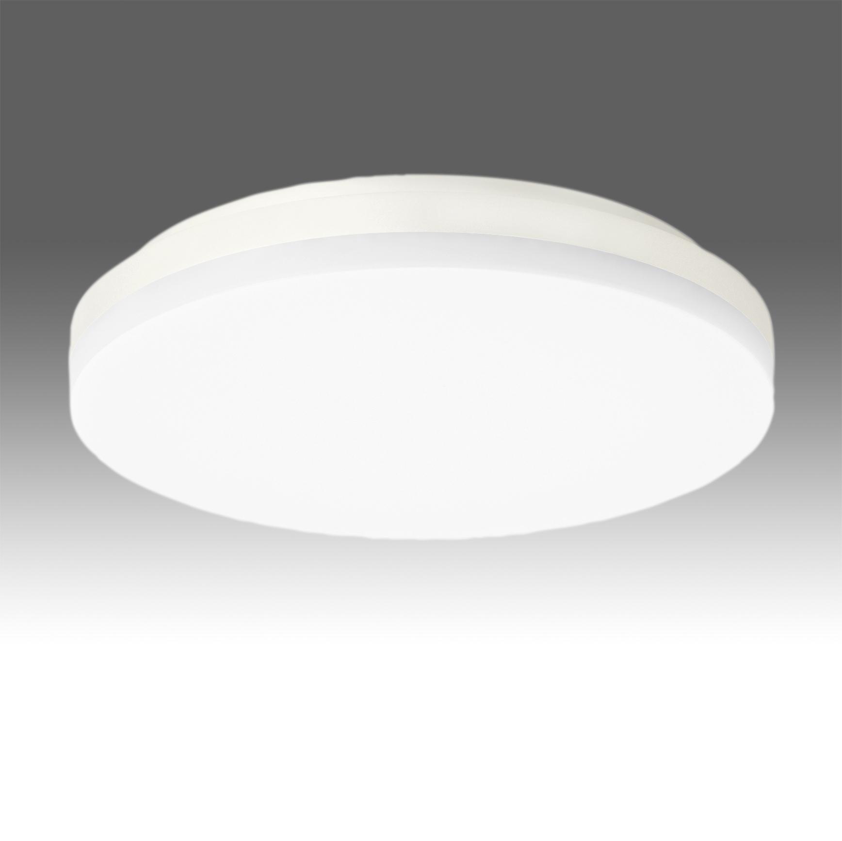 1 Stk Elegance Round III 27W 2800lm 3000K Sensor IP20 weiß LILE0017--