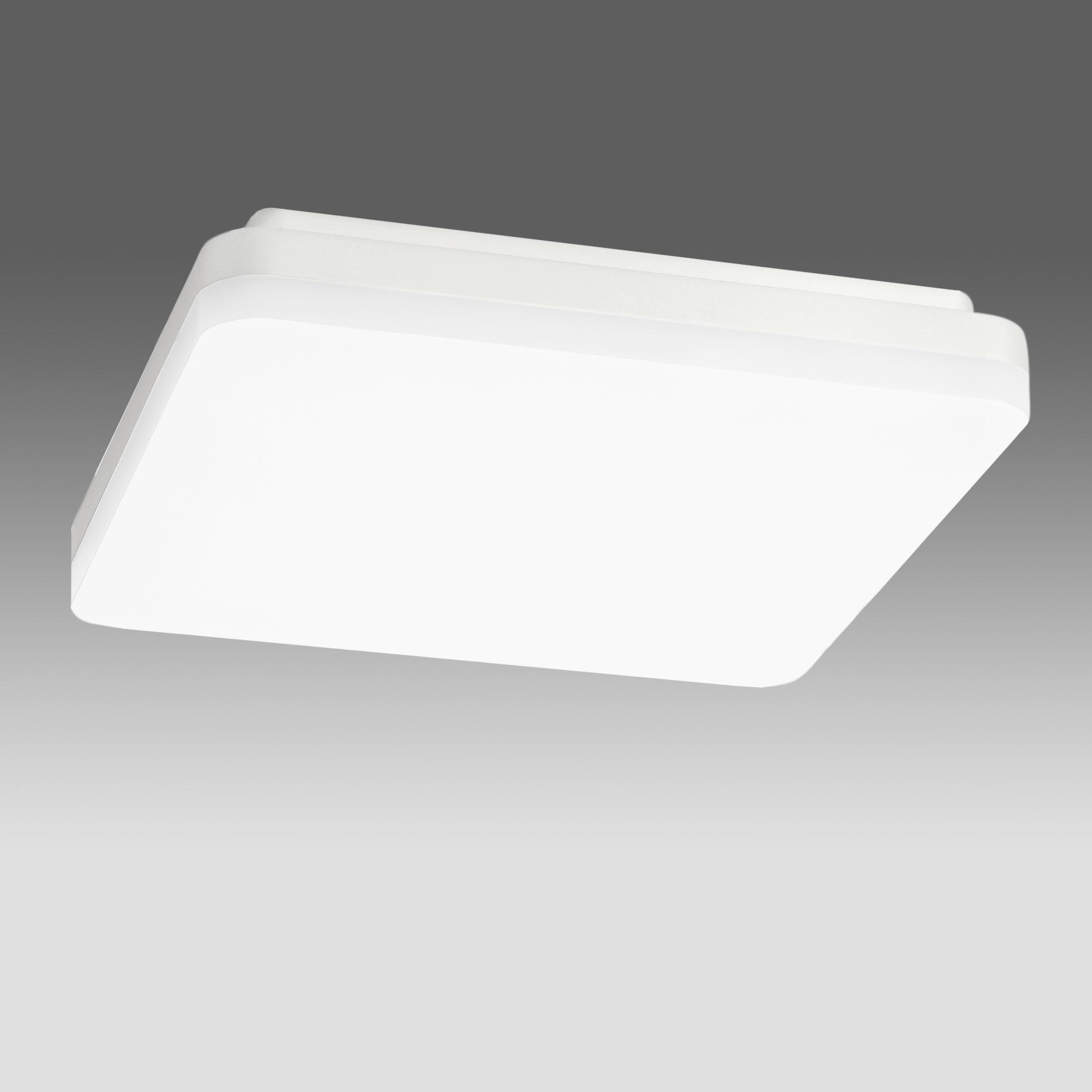 1 Stk Elegance Square III 27W 2800lm 4000K Sensor IP20 weiß LILE0043--