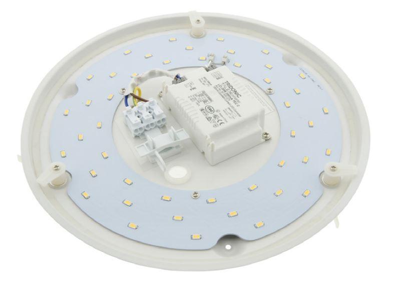 1 Stk LED Ringplatine 17W/350mA - Warm weiß | RA80+ LILP350172