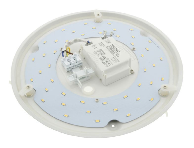 LED Ringplatine 17W/350mA - Neutral weiß | RA80+
