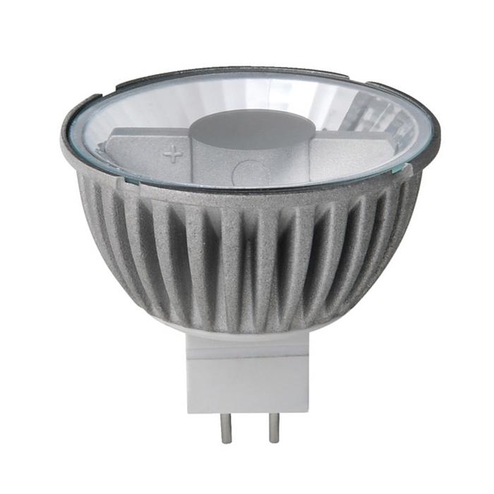 LED MEGAMAN MR16, 4W, 2800K, 650cd, 24°
