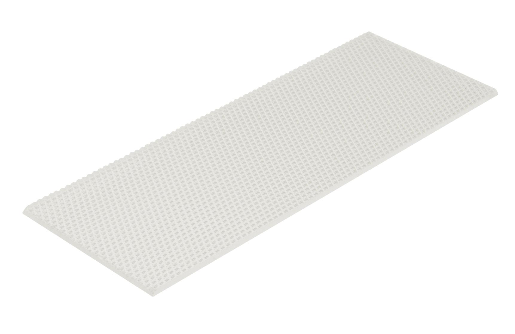 2m Mikroprismatischer Einschub transparent 95% LIMP003001