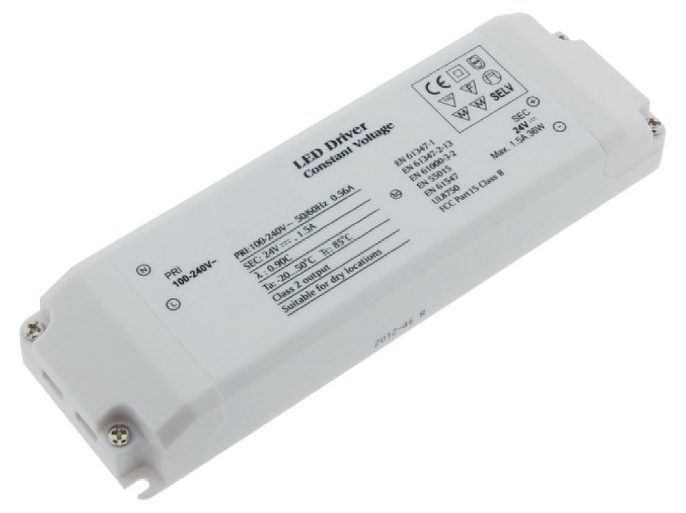 1 Stk LED Netzteil AT 18W/12V, IP20 LINT312018