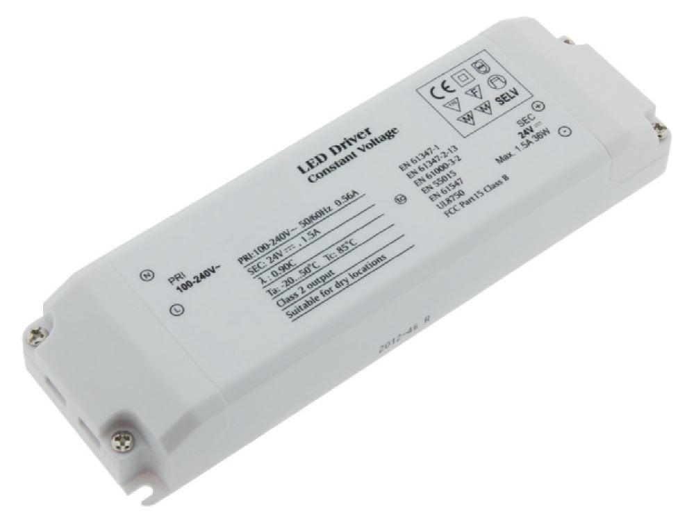 1 Stk LED Netzteil AT 75W/24V, IP20 LINT324075