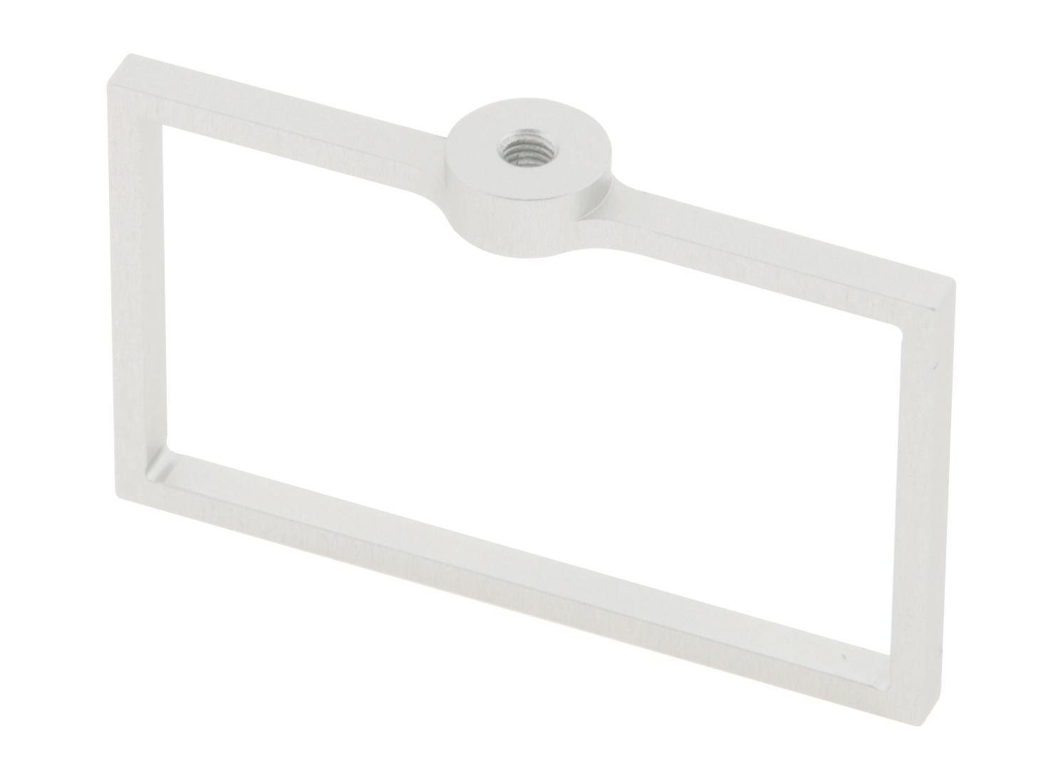 1 Stk TBH Profilhalter eckig horizontal für Seilabhänger LIPZ009030