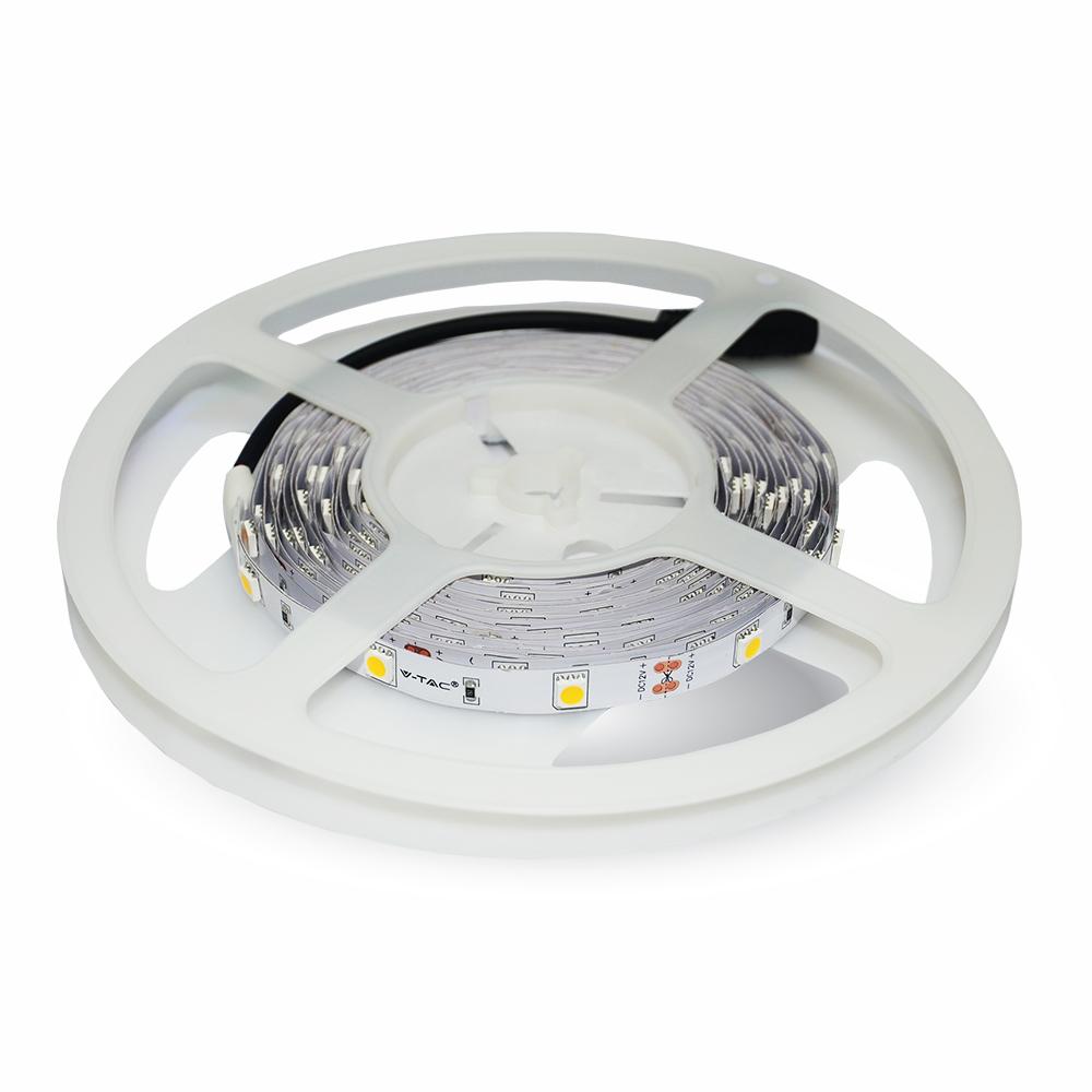 1 m LED STRIP RGB 4,8W/m 500lm/m 12V 30LEDs IP20 120° LIVT2124--