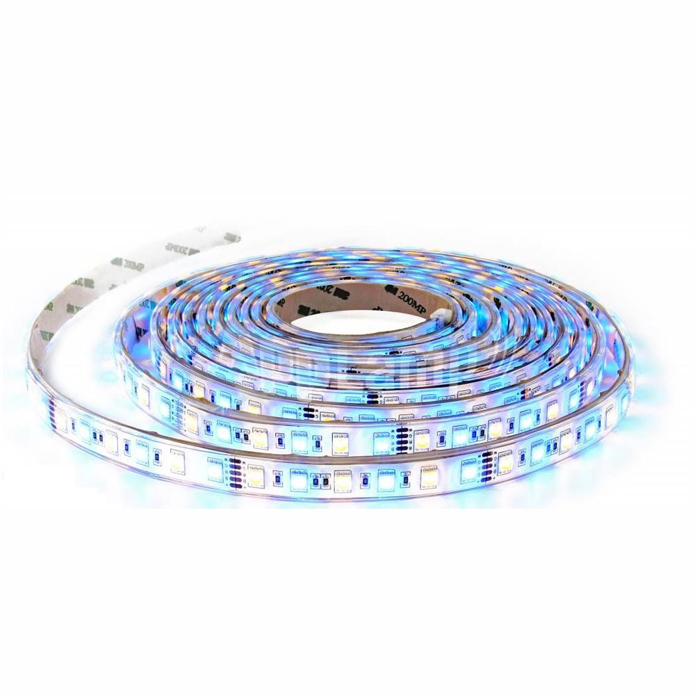 1 m LED STRIP RGBW 10,8W/m 900lm/m 12V 60LEDs IP20 120° LIVT2159--