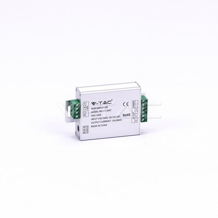 1 Stk 12V RGB Verstärker LIVT3309--