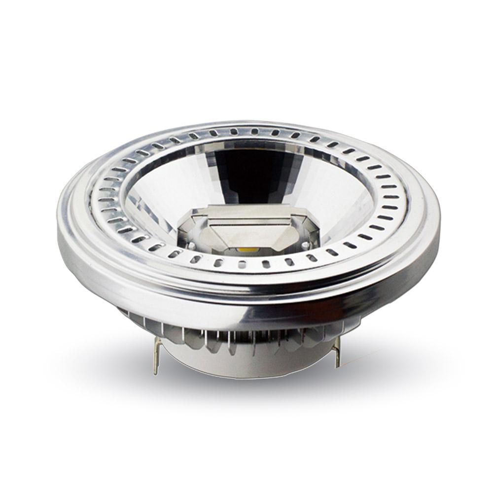 LED 15W G53 950lm 6400K AR111 IP20 40°
