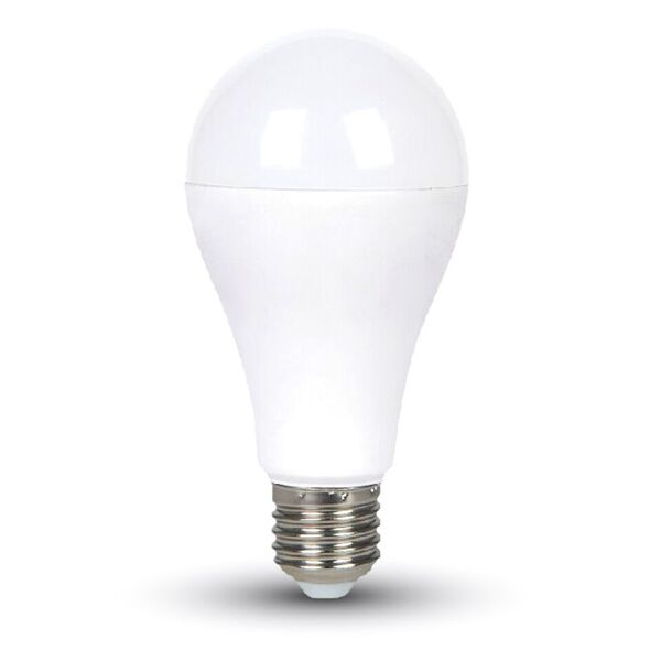 LED Classic 15W A65 ?27 Thermoplastic 2700K, 1500lm, 200°