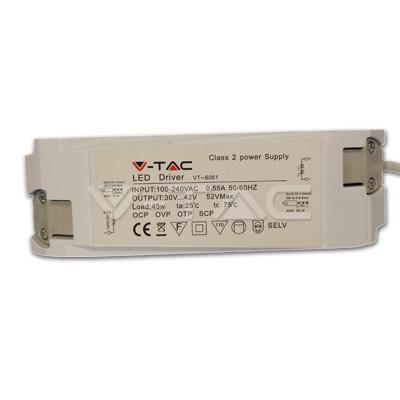 1 Stk Treiber for V-TAC LED Panel 45W dimmbar LIVT6019--