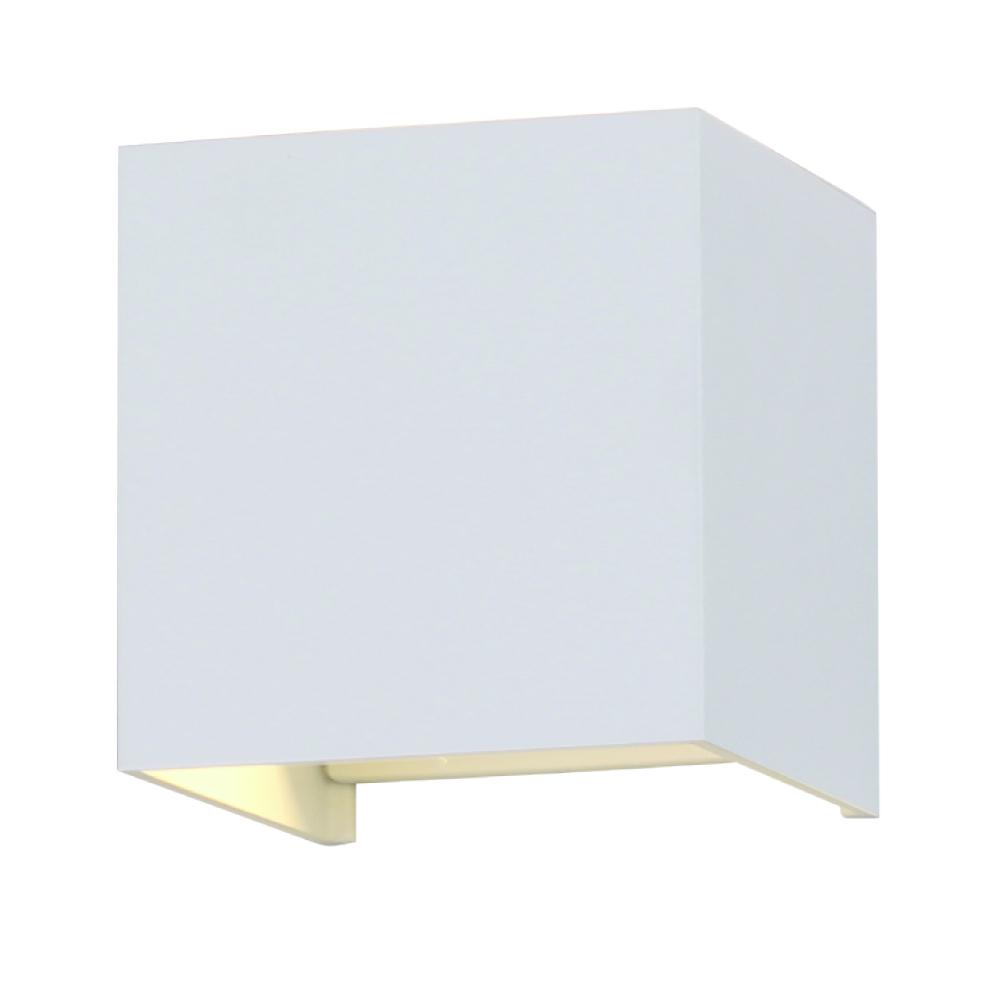 Bridgelux LED 6W 600lm 3000K 220-240V IP65 120° weiß
