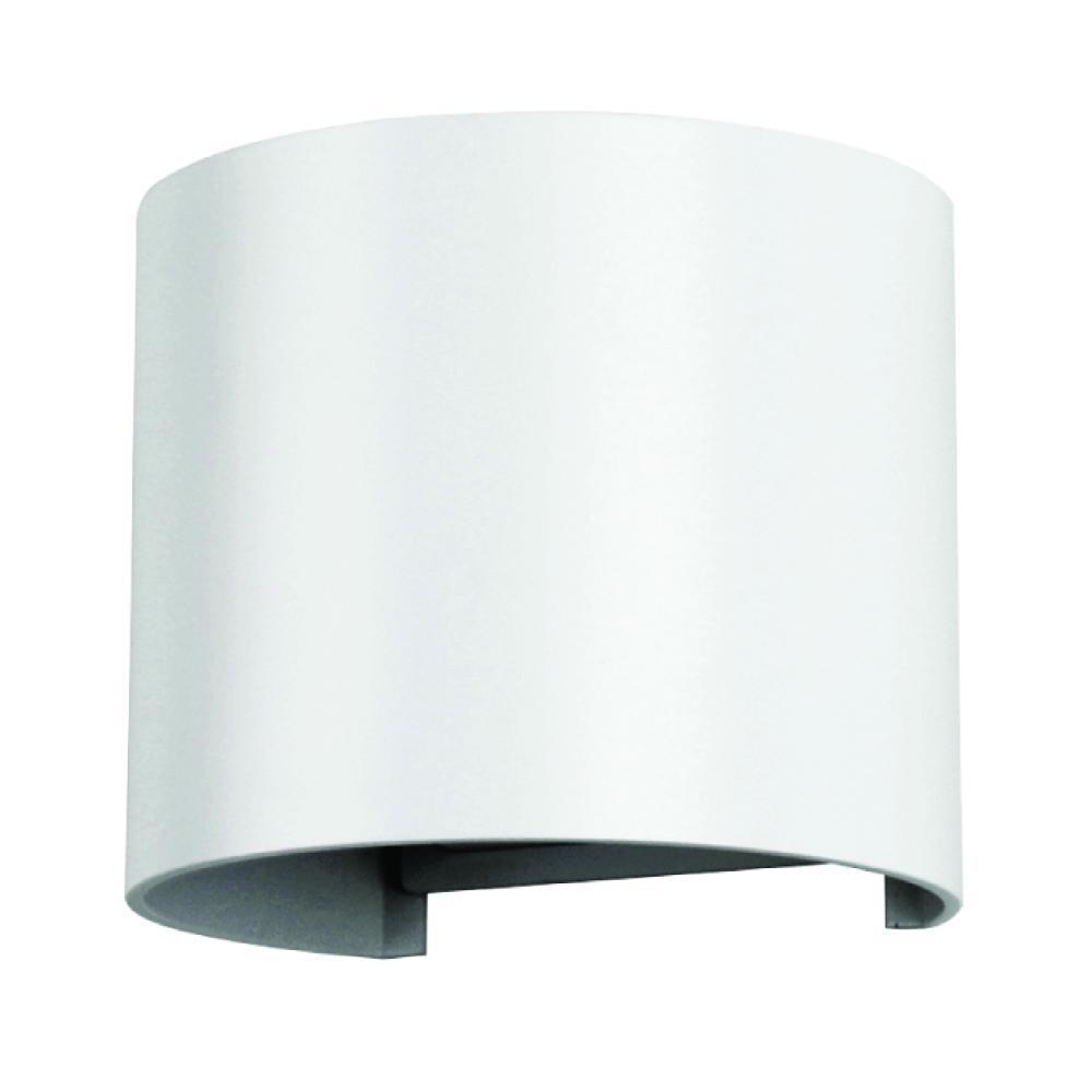 Bridgelux LED 6W 660lm 3000K 220-240V IP65 120° weiß