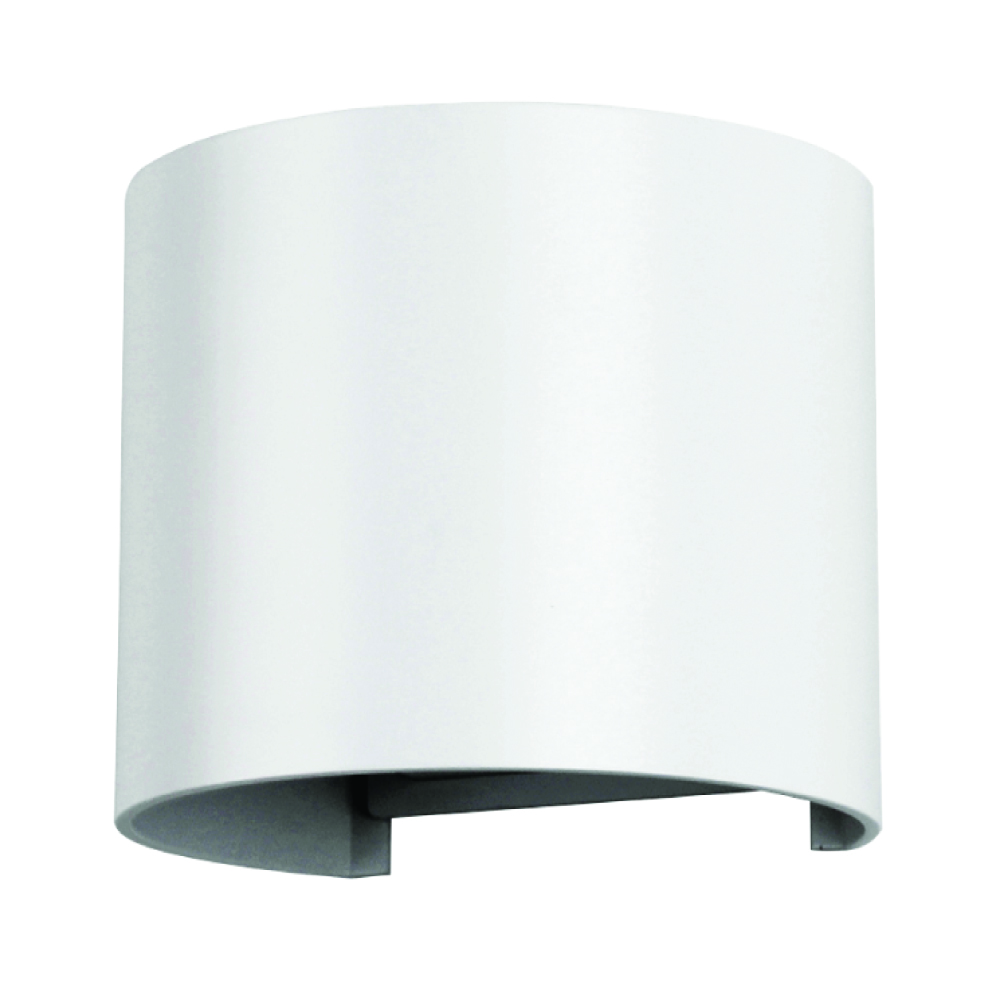 1 Stk Bridgelux LED 6W 660lm 3000K 220-240V IP65 120° weiß LIVT7082--