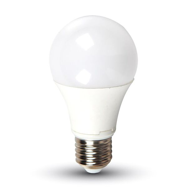 LED Classic 9W E27 A60 Thermoplastic 2700K, 806lm, 200°