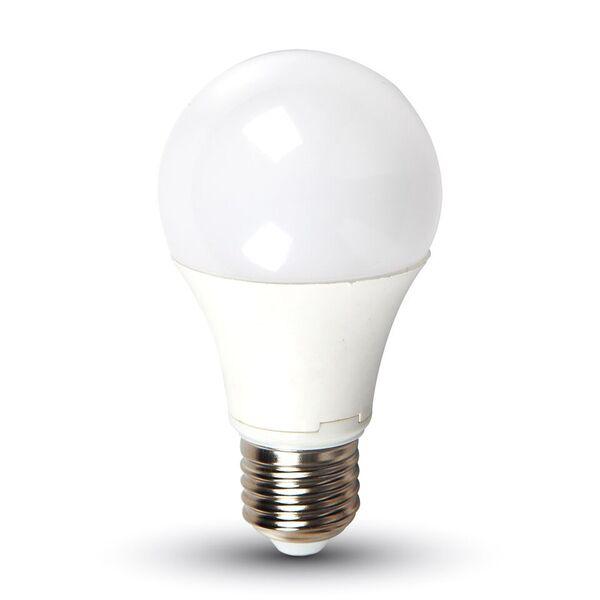 LED Classic 9W E27 A60 Thermoplastic 2700K, 806lm, 200°