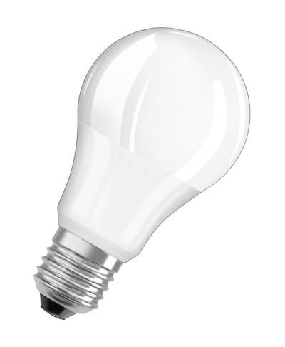 LED Classic 9W E27 A60 Thermoplastic 4000K, 806lm, 200°