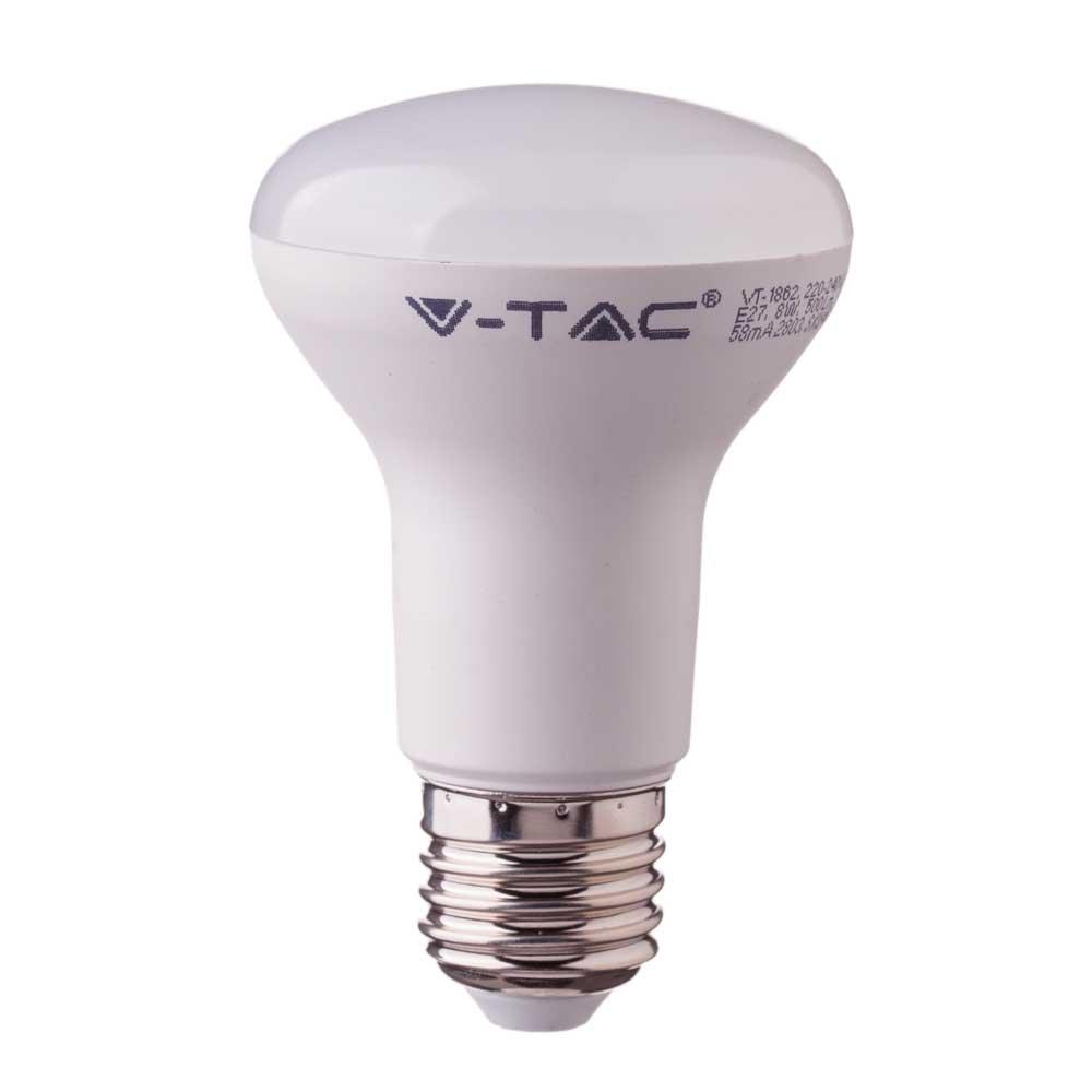 1 Stk LED Reflektor 10W E27 800lm 6400K R80 220-240V IP20 120° LIVTS137--