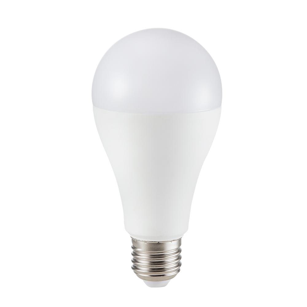 LED 15W E27 1250lm 6400K A65 220-240V IP20 200°