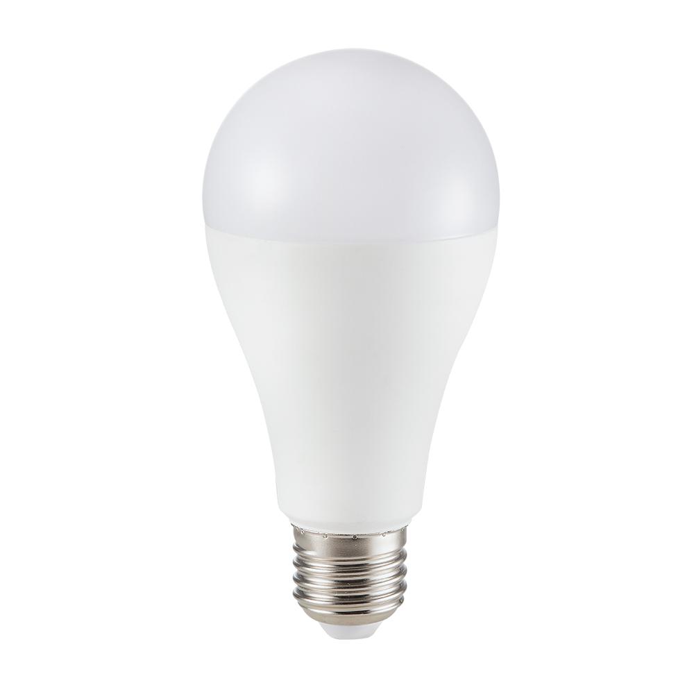 LED 17W E27 1521lm 4000K A65 220-240V IP20 200°