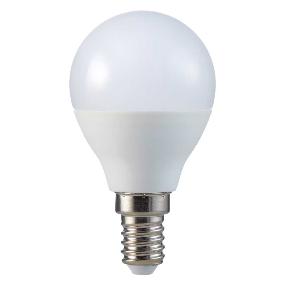 1 Stk LED Globe 5,5W E14 470lm 3000K P45 220-240V IP20 180° LIVTS168--