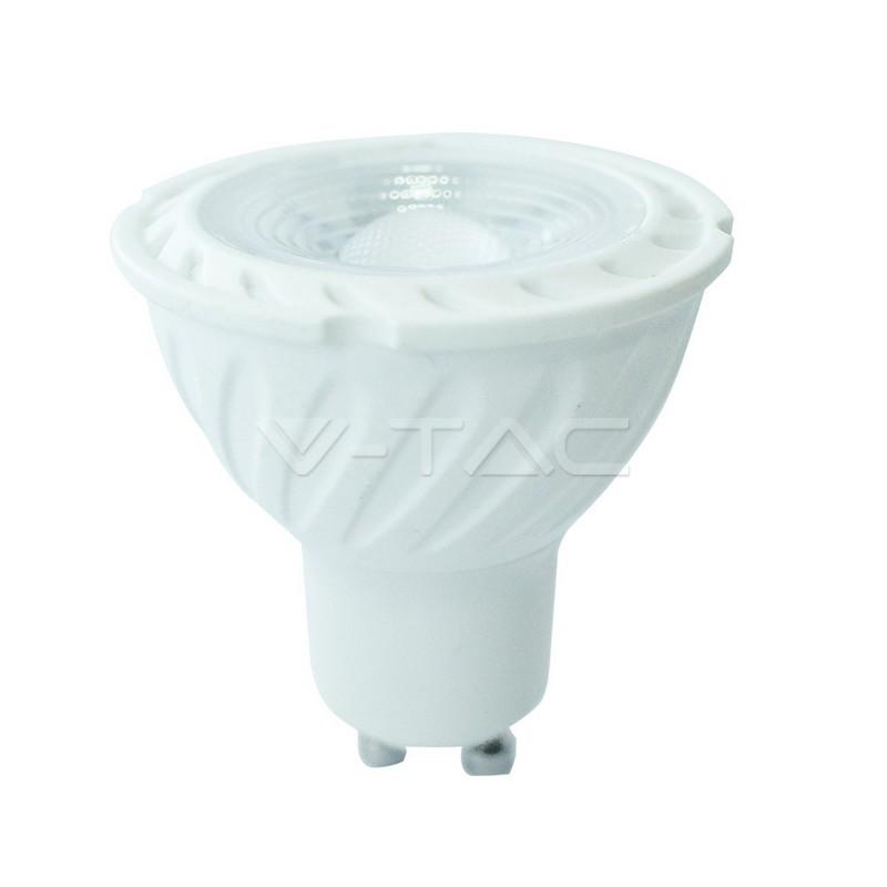 1 Stk LED Reflektor 6,5W GU10 PAR16 450lm 3000K IP20 110° dimmbar LIVTS198--