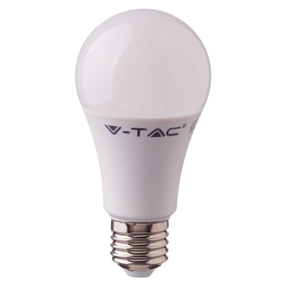 LED 9W E27 806lm 4000K 220-240V A60 IP20 200°