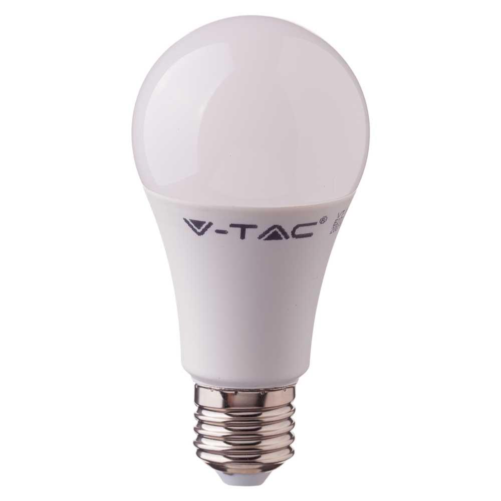 LED 9W E27 806lm 6400K 220-240V A60 IP20 200°