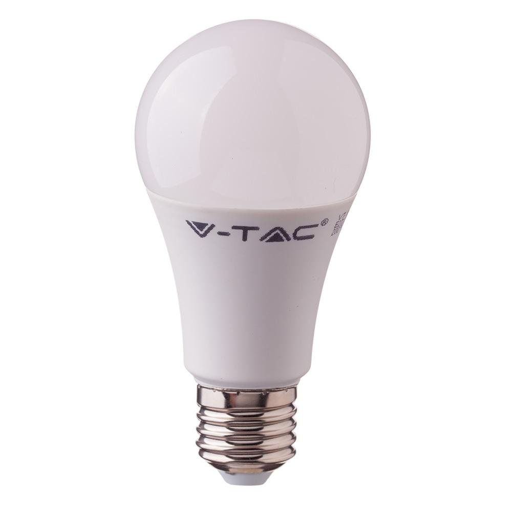 LED 11W E27 1055lm 6400K 220-240V A60 IP20 200°