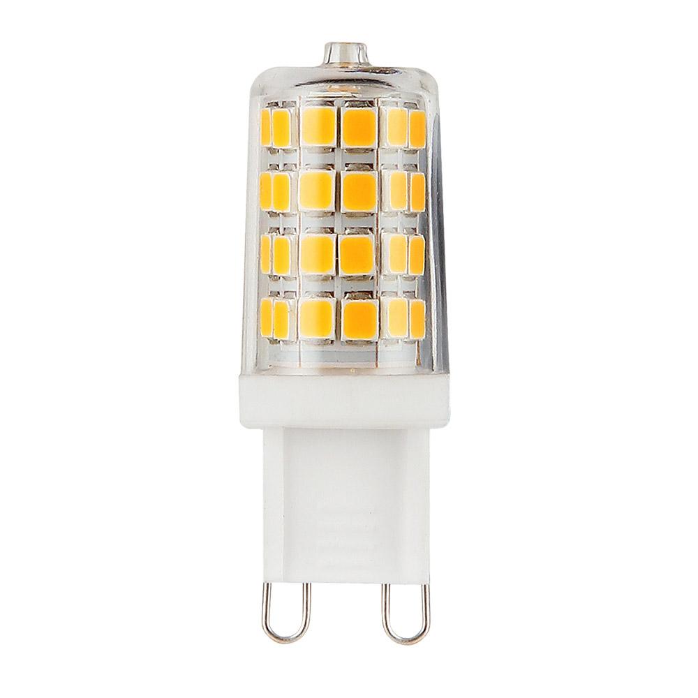 1 Stk LED Pin 3W G9 300lm 3000K 220-240V IP20 300° LIVTS246--