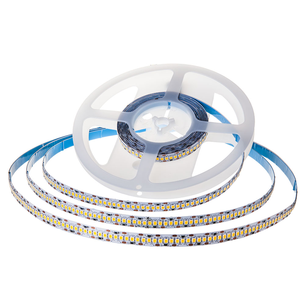 1 m LED Striplight 15W/m 1600lm/m 6400K 24V 240LED IP20 120° LIVTS322--