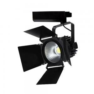 1 Stk LED Track Spot 33W 2640lm 5000K Abstrahlwin. 24°-60° schwarz LIVTS373--