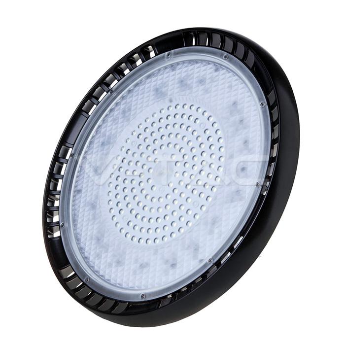 1 Stk UFO LED 150W 12000lm 4000K 220-240V IP44 90° schwarz LIVTS552--