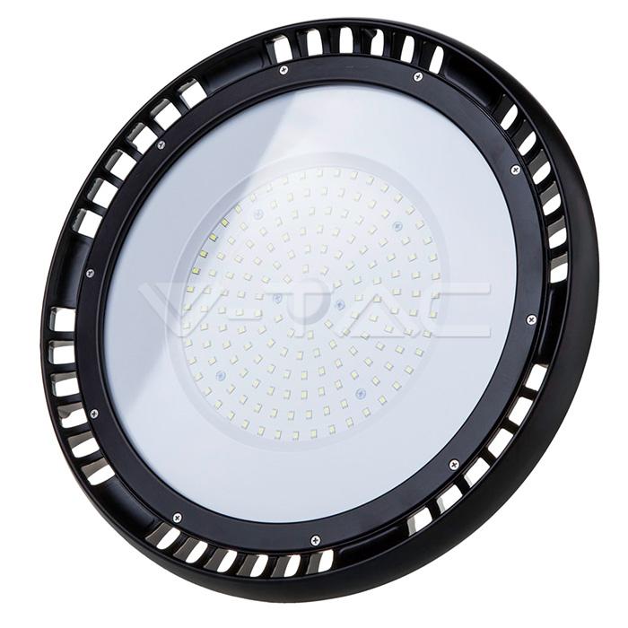 1 Stk UFO LED 150W 18000lm 6400K 220-240V IP65 120° schwarz LIVTS559--